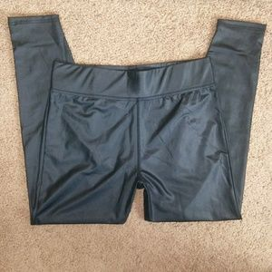 Target NWOT Faux Leather Leggings Size XL